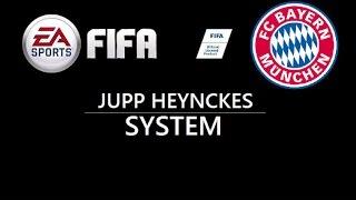 FIFA Custom Tactics:Jupp Heynckes System HD
