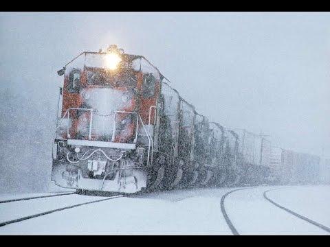 Tren Sin Margen de Error-Alaska-USA-Producciones Vicari.(Juan Franco Lazzarini)