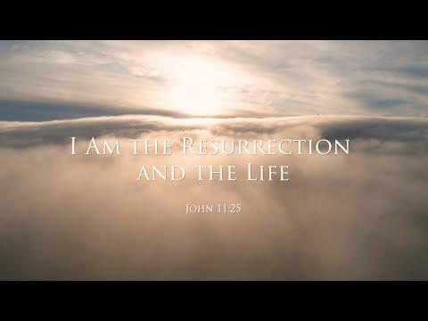 """I Am The Resurrection And The Life"" (Official Lyric Video) Karen Davis With Steve Carpenter"