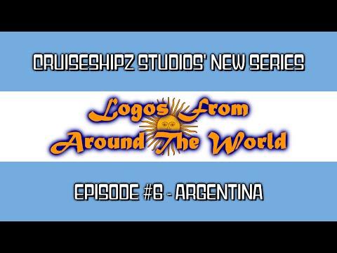Logos From Around The World - Episode #6 - Argentina