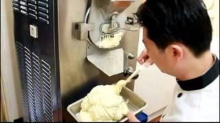 義大利冰淇淋教學製作-蘭姆葡萄冰淇淋(gelato)