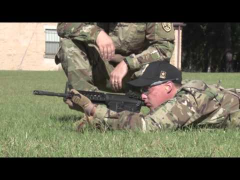 """Shooter's Corner: """"Zeroing the Weapon"""""""