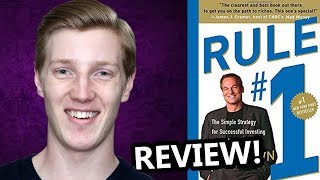 Rule #1 Review - THE BEST STOCK MARKET BOOK EVER?
