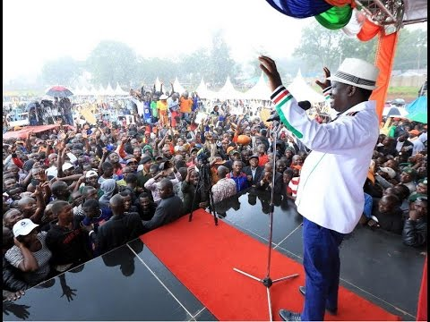 Raila Odinga only fits being Opposition leader and not President - MP Mburi Muiru