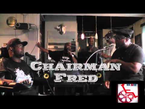 "Chairman Fred~Son Of ""Revolutionary"" Fred Hampton ""Raw Radio"""