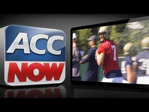 ACC NOW | Pitt Makes ACC Debut Tonight Versus FSU | ACCDigitalNetwork