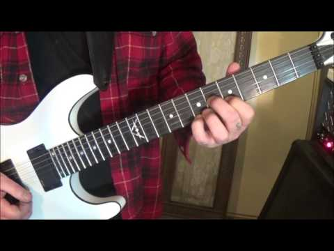 Eagles - I Cant Tell You Why(rhythm guitar) - CVT Guitar Lesson by Mike Gross - How To Play