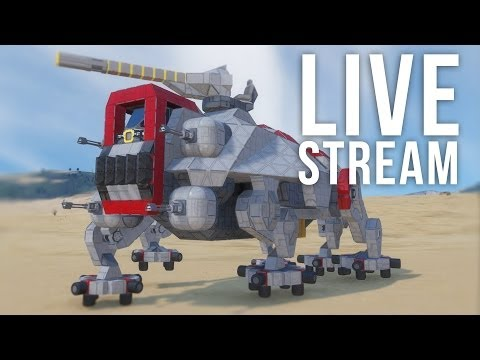 Star Wars, Bombers, Fighters and More! | Space Engineers!