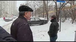 Губернатор объявил выговоры за уборку улиц