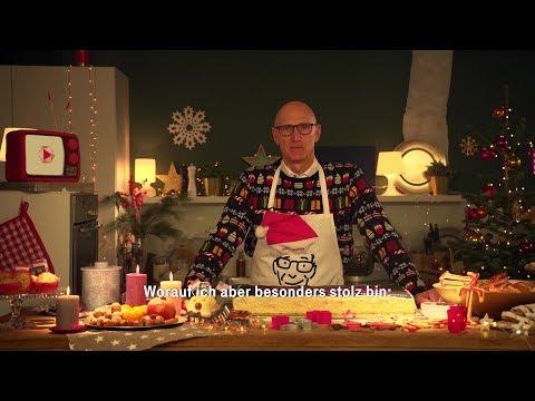 Social Media Post: Telekom Jahresrückblick 2018 - Danke und Frohe Festtage