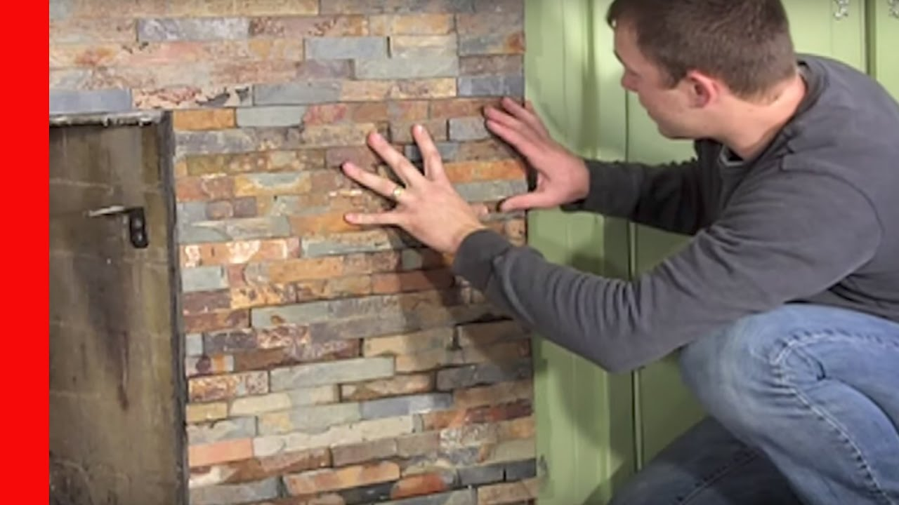 How to resurface your fireplace  YouTube