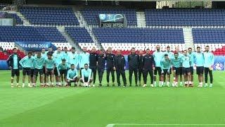 Euro-2016: Turquie-Croatie, un match difficile selon les Croates