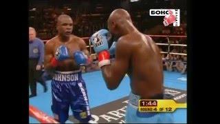 Antonio Tarver vs Glen Johnson I / Антонио Тарвер -Глен Джонсон 1 (Вл.Гендлин ст.)