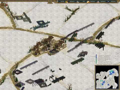 [라인배틀:나폴레옹전쟁]방어부대의 역공, 그리고 기동전!:1800년 호헨린덴 전투 - Napoleonic Wars: Battle of Hohenlinden
