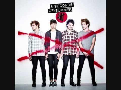 18   5 Seconds Of Summer album version