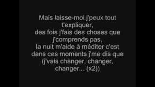 Maître Gims - Changer Paroles (lyrics)