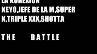 La KoNeXiOn - Triple xxx shotta jefe d la m super k keyo rap