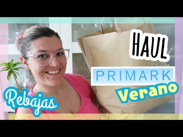 HAUL PRIMARK VERANO 2018 | Compras Primark Rebajas | Bikinis para pecho grande