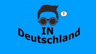 "PSY - ""Gentleman"" auf Youtube via iPad"
