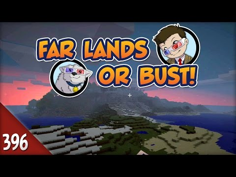 Minecraft Far Lands or Bust - #396 - By The Cherries