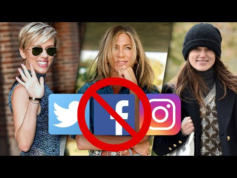 10 Actresses That Don't Use Social Media