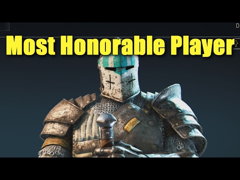 For Honor - Becoming the Greatest Warden
