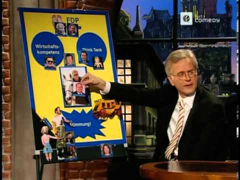 Die Harald Schmidt Show - Folge 1078 - Markus Paßlick, FDP