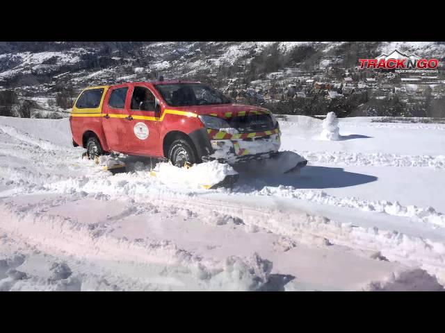 Track N Go on Nissan Navara-Frontier