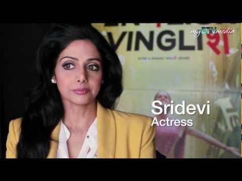 English Vinglish Interview w/ Sridevi & Gauri Shinde