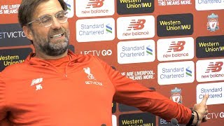 Jurgen Klopp Full Pre-Match Press Conference - Liverpool v Chelsea - Premier League