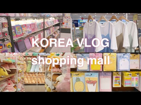 KOREA VLOG | Shopping, K-pop + Haul
