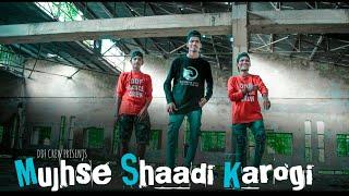 Mujshe Shaddi Karogi Title song | HIP HOP Dance | DDF DANCE CREW