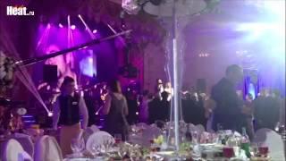 Лера Кудрявцева и Игорь Макаров отметили свадьбу с размахом
