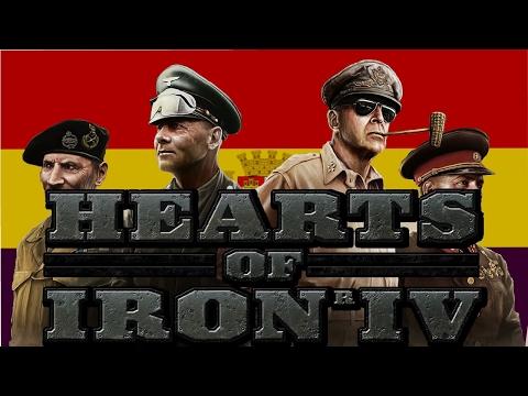 HOI4: Winning Spanish Civil War as the Republicans