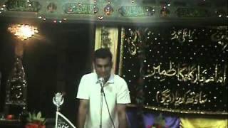QASEEDA! YA ALI JEEVAN TERY LAAL BY AMJAD HUSSAIN - YouTube.flv