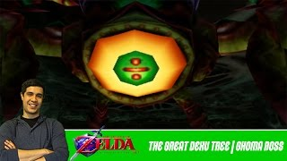 The Boy Without A Fariy | Ghoma Boss Battle - The Legend of Zelda: Ocarina of Time 3D [#01]