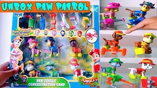 PAW PATROL JUNGLE RESCUE | Best TOY UNBOXING | PAW PATROL PUPS | TOYS UNBOX | TOYS UNBOXING VIDEOS