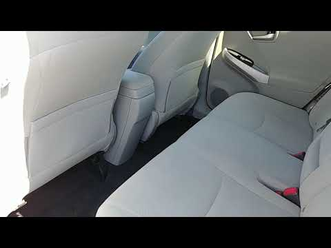 2017 Toyota Prius Clearwater Fl Vt572890