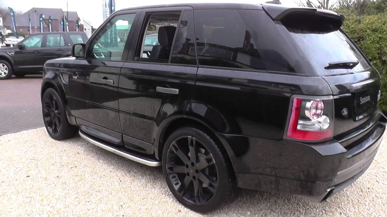 Land Rover Range Rover Sport 4 2 V8 Supercharged Hst 5dr
