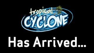 Time-lapse of the Building of the Tropical Cyclone Slide at Elveden Forest