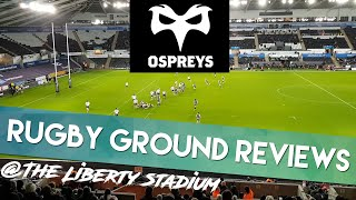 Rugby Ground Reviews: Ospreys