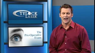 Before LASIK: The Pre-Operative Exam
