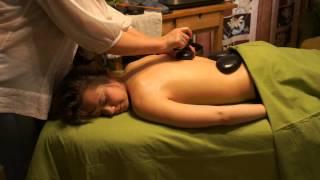 Стоун-терапия  часть 3-я продолжение