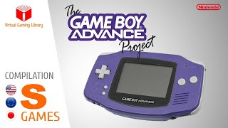 The Game Boy Advance Project - Compilation S - All GBA Games (US/EU/JP)
