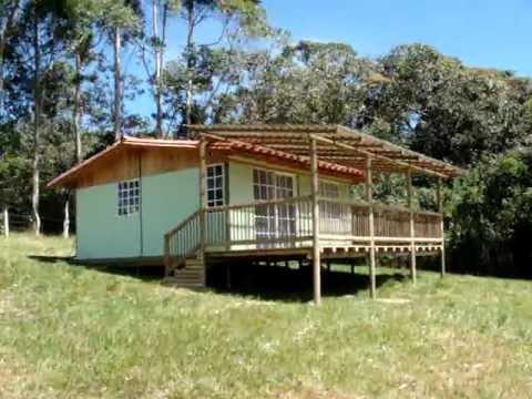 ecocasas casa ecologica metros deck cubierta