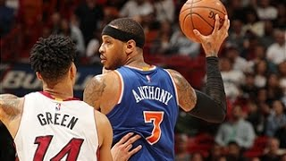 2016 All-Star Top 10: Carmelo Anthony