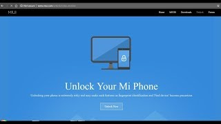 Unlock BootLoader of Any Xiaomi Device