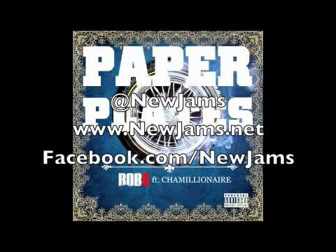 Rob G. - Paper Plates (Feat. Chamillionaire) - New Music 2012