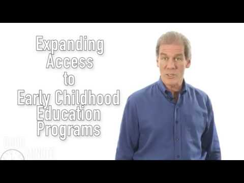 Goodman's GoodMinute: Expanding Early Childhood Education