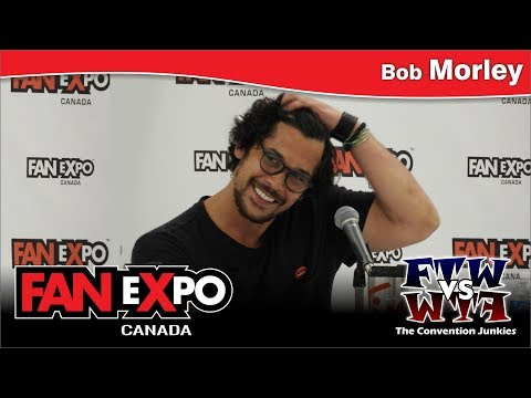 Bob Morley Bellamy Blake  The 100   eXpo 2017 Complete Panel